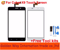 Angcoucoux Touch Screen 5 0 For Cubot X9 Touch Screen Glass Sensor Digitizer Replacement Parts For