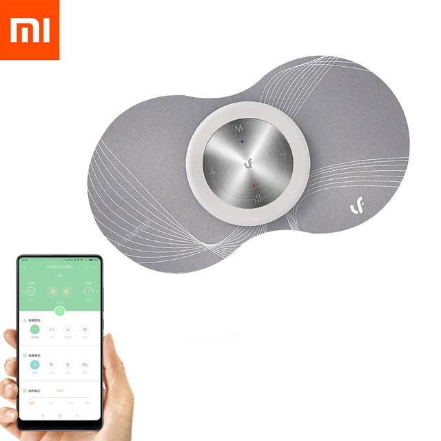 Xiaomi Mijia LF Smart Warm Massager Body Muscle Relax Women Menstruation Massager Magic Stickers For Mi Home App (English) APP