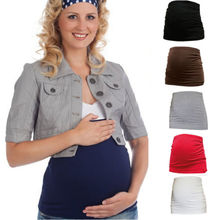 1Pcs Pregnant Woman Maternity Belt font b Pregnancy b font Support Belly Bands Supports Corset Prenatal