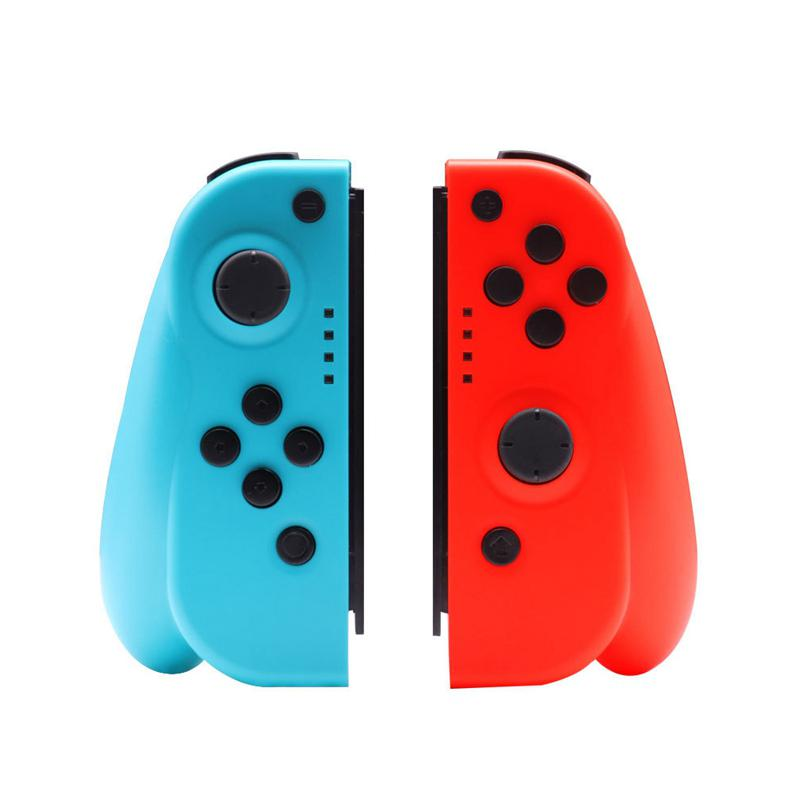 For NS Console Wireless Bluetooth gamepad Joycon controller Gaming Joystick for Nintend Switch Console