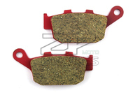 Motorcycle Accessories Brake Pads Fit BUELL XB 12 Ss Lightning Long 2009-2010 Rear OEM Red Ceramic Composite Free shipping