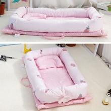 90*55*15 см Высококачественная детская кровать, портативная складная детская кроватка, кровать для новорожденного, кровать для путешествий для ребенка