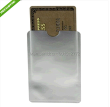 цена на 10+3pcs Anti Scan RFID Blocking Sleeves Credit Card and passport to Secure Identity ATM Debit Contactless ID Protector Holder