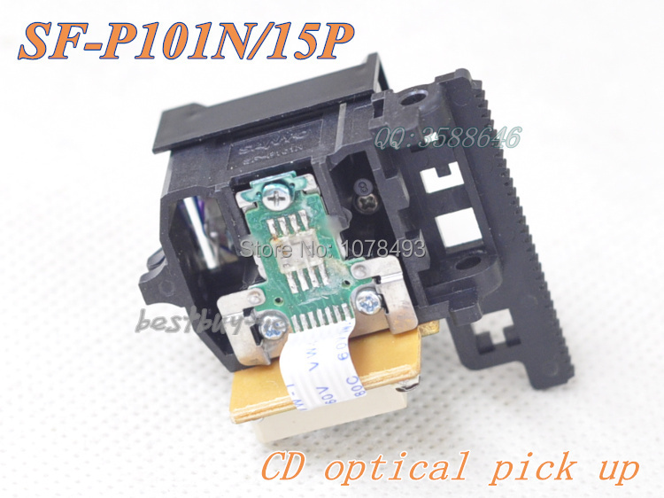 10pcs SF-P101N / SF-101N / SF-P101 (15PIN) Optični pickup SFP101N / - Domači avdio in video - Fotografija 5
