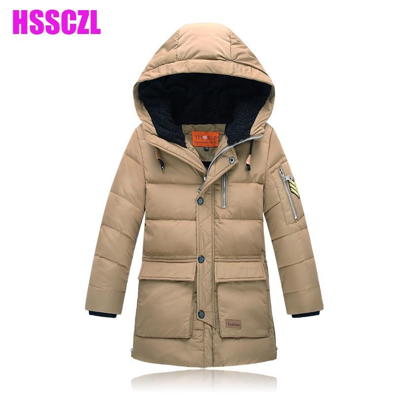 25d81770f072 New girls down jacket winter thicken children s down coat jackets ...
