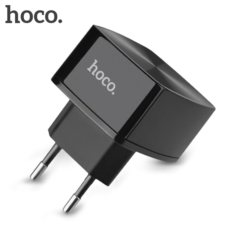 HOCO QC3.0 Quick Charge Universal USB Wall Charger EU US UK Plugs Portable for iPhone X 8 Samsung Xiaomi Huawei Charging Adapter electronics