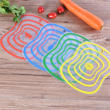 4Pcs Plastic Chopping Frosted Cutting Board Kitchen Gadgets Kitchen Cutting Board Vegetable Meat Tools Kitchen Accessories.J kitchen plastic cutting board non slip frosted kitchen cutting board vegetable meat tools kitchen accessories chopping board