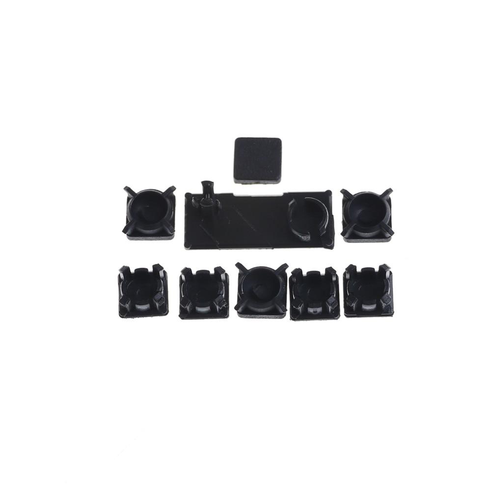 Sweet-Tempered Nieuwe 9 Stks Voor Ps3 Slanke 2000 3000 Vervanging Rubber Voeten & Plastic Knop Schroef Cap Cover Set Voor Sony Playstation 3 Controller Fijn Vakmanschap