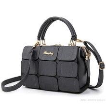 Mode Marke 2016 NEUE Stil Frauen Hohe Qualität Frauen Tote Handtasche Splice Messenger Lady Taschen Büro Taschen