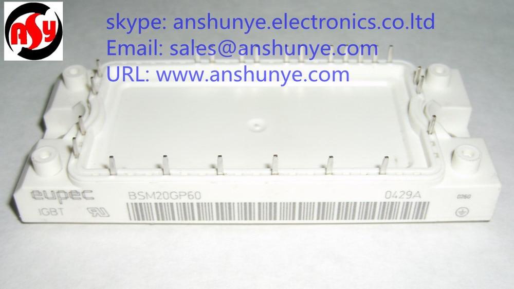 NEW BSM20GP60   IGBT modules fp75r12kt4 fp100r12kt4 7mbr75vn120 50 genuine 100% igbt modules