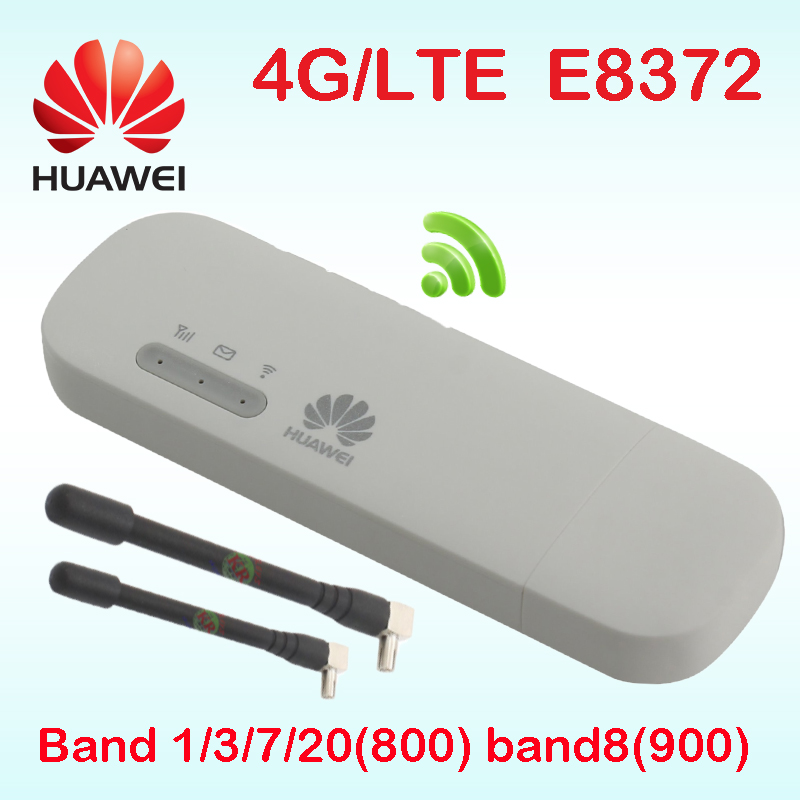 Entsperrt Huawei E8372-153 e8372 4g auto wifi dongle wireless 4g LTE Wifi Modem 4g 3g auto mifi E8372h-153 Wingle