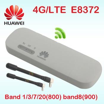 Разблокированный Huawei E8372-153 e8372 4g Автомобильный wifi ключ беспроводной 4G LTE Wifi модем 4g 3g Автомобильный mifi E8372h-153 Wingle