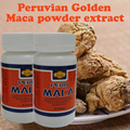 ( 2 bottles ) Organic Peruvian maca extracts pills golden MACA root for male personal care 90 tablets/Bottle Man energy booster