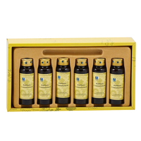 1pack 6 Bottles League Compound Cordyceps Sinensis Anti Aging Strong Kidney Cordyceps Herbs Enhance Immunity Anti