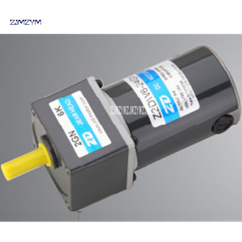 New Arrival Z2D30-24GN-M Robot Motor 24V Power-off Brake Motor 30W Gear Motor Brush DC Brake Motor 3000 rpm Hot Selling