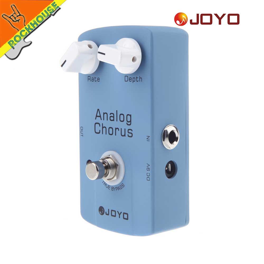 JOYO Analógico Chorus Pedal de Efectos de Guitarra Classic Chorus - Instrumentos musicales - foto 5