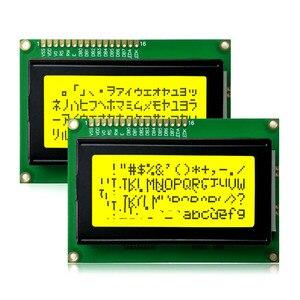 Image 2 - 1604A LCD מסך 1604A 5V כחול מסך 1604 LCD אופי 16X4 מודול