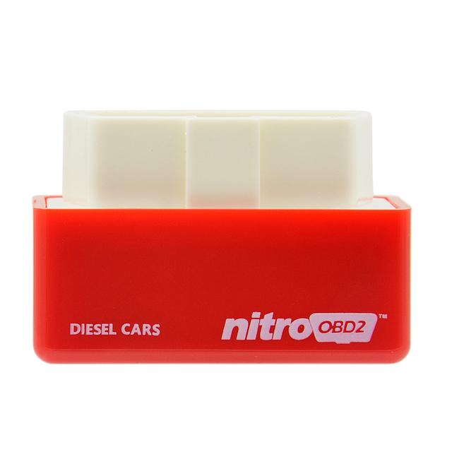 2018 New Your Own Driver! Car Chip Tuning Performance Box NitroOBD2 EcoOBD2 Plug&Driver OBD2 Interface NITRO OBD2 ECO OBD2