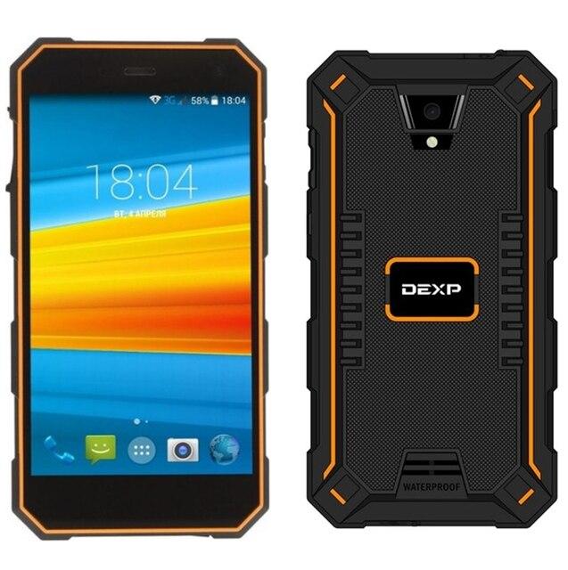 Nuevo Teléfono Protector de pantalla para DEXP Ixion P350 Tundra teléfono Original de vidrio templado película protectora de la pantalla del teléfono inteligente