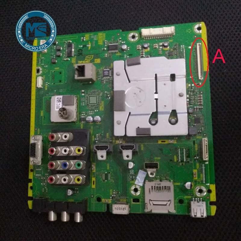 For Panasonic TH L32X30C L32X300 TV motherboard mainboard TNP4G487 1A