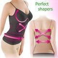 2015 new Women Sexy waist cincher waist slimming shapers lady Condole belt vest Free Shipping