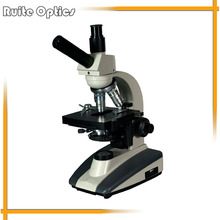Best Buy 40-1000x Optical Digital Biological Microscope Double Layer Mechanical Stage LED Lamp with 5.0 MP USB Electronic Eyepiece