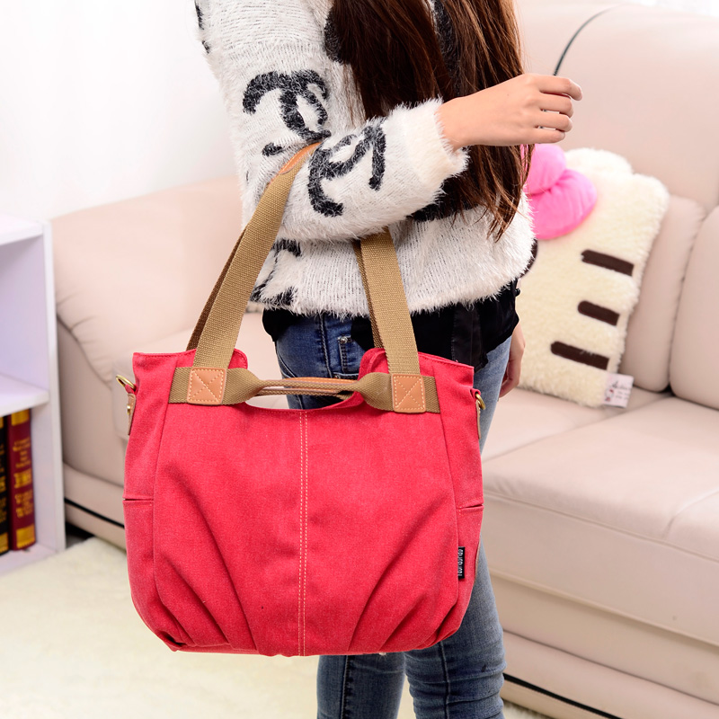 2017 Hot Designer Handbags High Quality Women Famous Brand Shoulder Bag Ladies Canvas Tote Bag Women Messenger Bags bolsa femini women peekaboo bags flowers high quality split leather messenger bag shoulder mini handbags tote famous brands designer bolsa