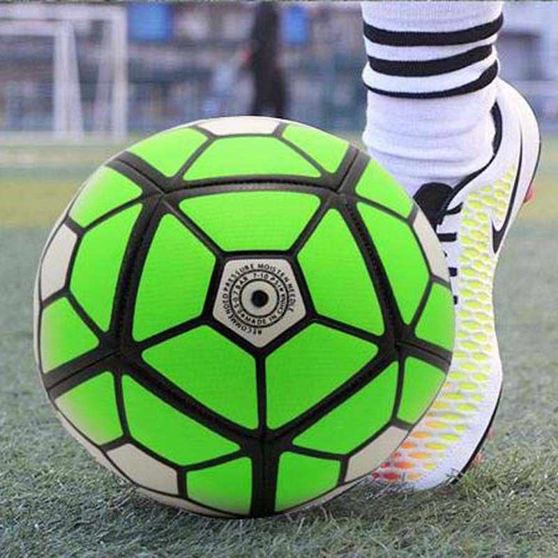 Soccer Ball LEAGUE Official Football Ball Goal Size 5 For Team Sports Training Futebol Voetbal Ball Match PU Leather Bola Futbal