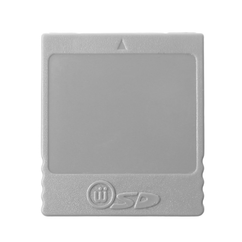 SD Memory Flash Card Card Reader Converter Adapter Store Game Data For Nintendo Wii GameCube