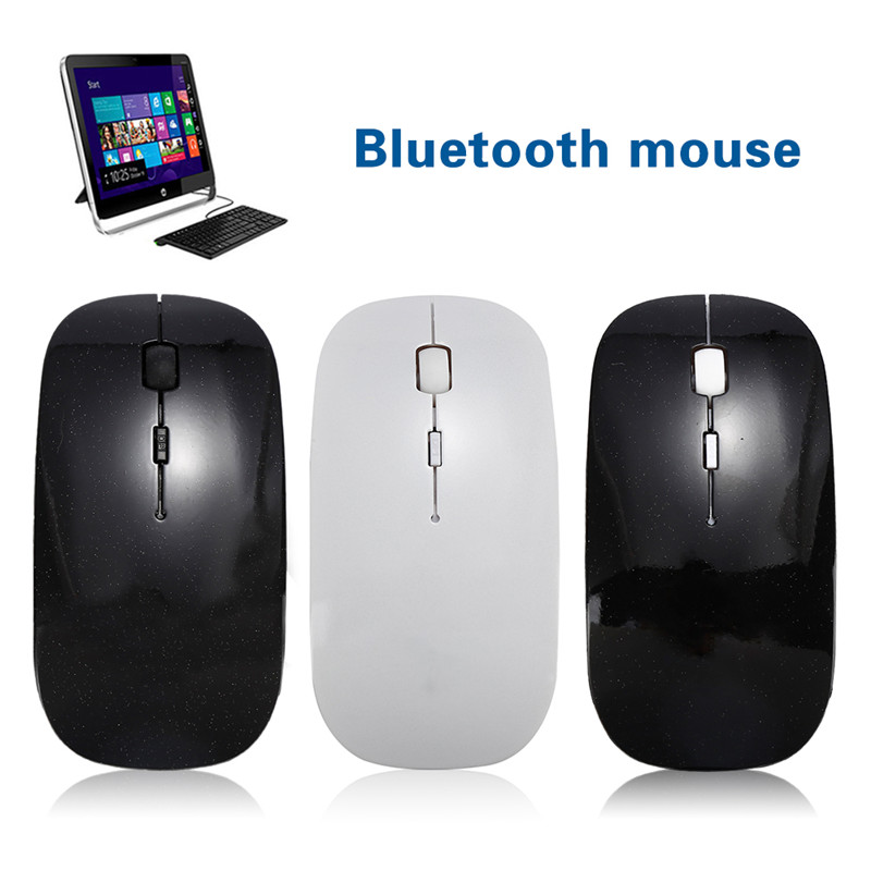 Skatolly Bluetooth Mouse 3.0 Mini Wireless Mouse Silent Optical Game Mouse 1200DPI Click Gaming Mice for PC Laptop Tablet