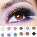 Novo 12 Cores Shimmer Eyeshadow Cosméticos Beleza Maquiagem Ferramenta Borrar de Longa Duração Nu Sombra Paleta de Pigmentos de Maquiagem