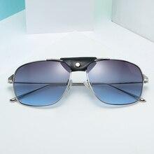MARC vintage Sunglasses Men high quality Pilot Sun Glasses women Oculos de sol Mirror
