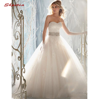Sexy Lace Wedding Dresses Vintage A Line Plus Size Bride Bridal Weding Weeding Dresses Wedding Gowns 2019