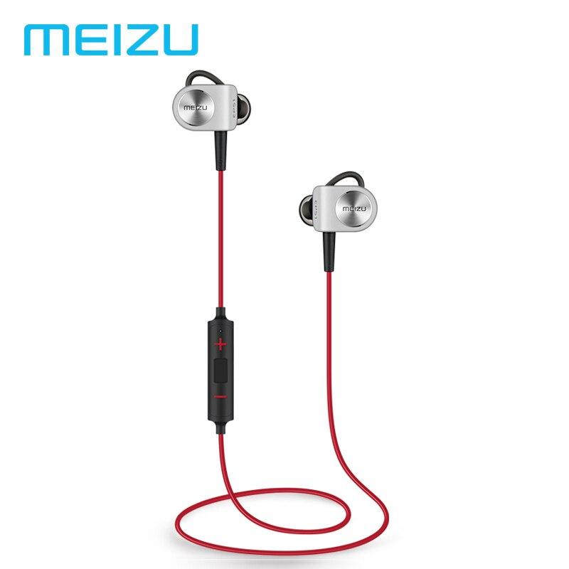 Original Meizu EP51 auriculares inalámbricos Bluetooth Auriculares auriculares apt-x estéreo impermeable deportes con micrófono