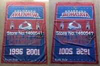 كولورادو افالانش ستانلي كأس أبطال العلم 3ft س 5ft البوليستر راية الطيران نهل الحجم رقم 4 144*96 سنتيمتر تشينغ تشينغ العلم