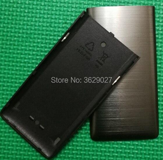 SZWESTTOP d'origine Retour logement pour Philips E570 CTE570 Mobile couvercle de La Batterie pour Xenium téléphone téléphone portable