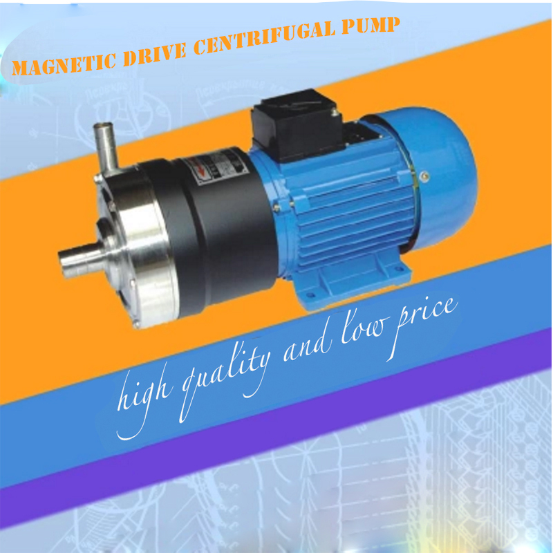16CQ-8 Corrosion-resistant stainless steel centrifugal chemical pump magnetic pump 16cq 8 corrosion resistant pump horizontal stainless steel chemical transfer magnetic drive pump