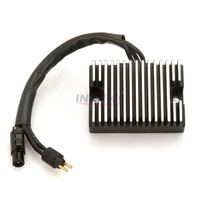 Motorcycle XLH 883 1994 2003 Regulator Voltage Rectifier For Harley XL SPORTSTER 1200 1994 2003 74523 94A Black