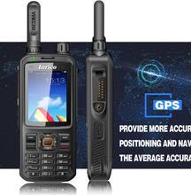 Telefone móvel do intercomunicador do cartão de wifi sim wcdma walkie talkie t298s uhf 400 4700mhz gsm