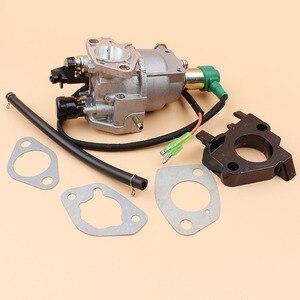 Image 5 - Kit de juntas solenoide de carburador generador, para HONDA GX340, GX390, 188F, 5KW, 6,5kw, 11/13HP, Motor de AUTO CHOKE