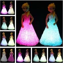 Childrens Frozen LED Nightlight