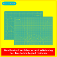 A2 Sewing Cutting Mat Double sided Plate Design Engraving Tapete De Corte 5 layer Large Cutting Board Mats Handmade Hand Tools