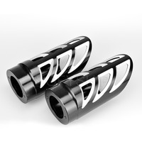 For Harley Touring Street Electra Glide Road King 2008 to 2016 2017 Motorcycle Front Fork Boots Shock Sliders Cover