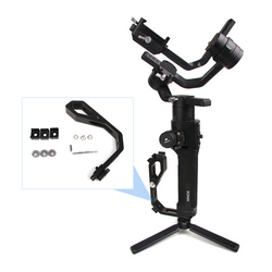 Aluminum Alloy Portable Bracket Lightweight Expansion Portable Professional Parts LED Light/Microphone Stand for DJI Ronin SC/S