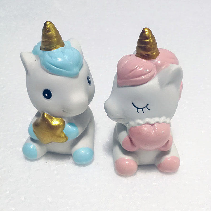 30pcs/lot Kids Money Box Christmas Gifts Ceramic Unicorn Children Piggy Bank Coin Boxes for Baby Shower Favors Souvenirs