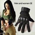 Deportes hombres y mujeres antideslizantes fuerzas especiales de fitness completo dedo guantes largos dedos guantes tácticos militares envío gratis