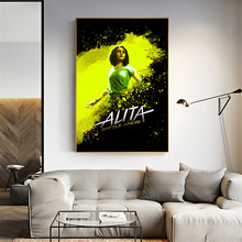 Alita Battle Angel Movie Anime HD Wall Art Canvas Poster And Print Oil Painting Decorative Picture For Bedroom Home Decor