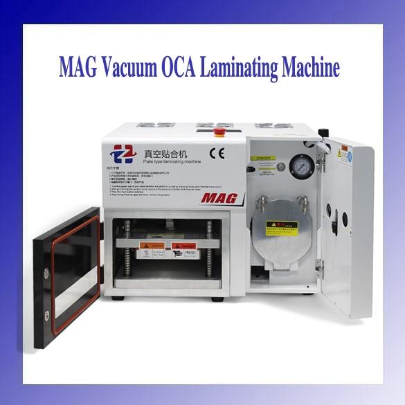 цены  Original 5in1 HZ-Mag Vacuum OCA Lamination Machine Built in Bubble Remover Vacuum Laminating Machine Lcd Repair Machine