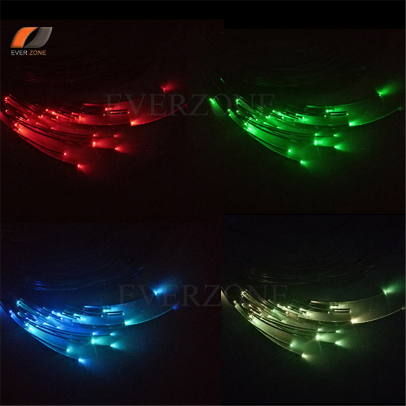 Image 3 - Pointed Light No UV and Infrared 2.0mm PMMA Plastic Optic Fiber End Light Cable 500m/roll Outdoor&Underwater Best Solution-in Optic Fiber Lights from Lights & Lighting