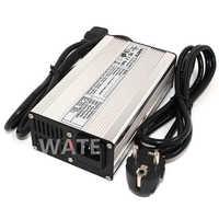 58,8 V 4A зарядное устройство литий-ионная батарея электрический велосипед зарядное устройство 14S 51,8 V для литий-ионного аккумулятора